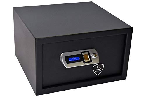 Verifi Smart.Safe. S6000 Biometric Gun Safe with FBI Certified...