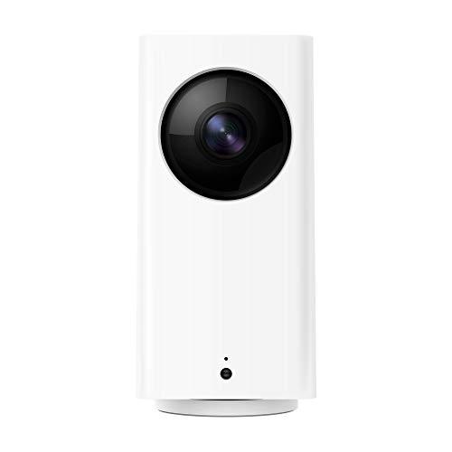 Wyze Cam Pan 1080p Pan/Tilt/Zoom Wi-Fi Indoor Smart Home Camera...