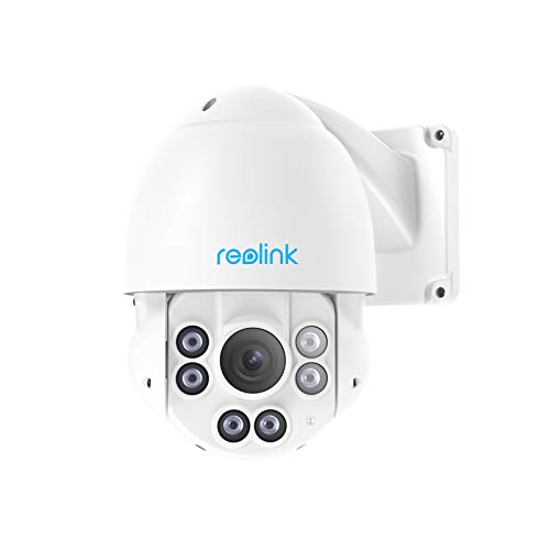 Reolink PTZ Camera Outdoor 5MP Super HD Work with Google...