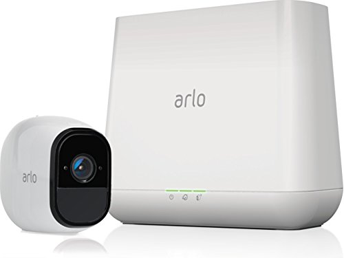 Arlo Pro - Wireless Home Security Camera System with Siren |...