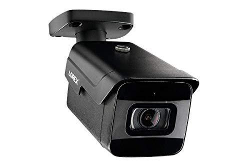 Lorex LNB9232S 4K 8MP 30FPS Fixed Lens Bullet Camera w/Listen-in...