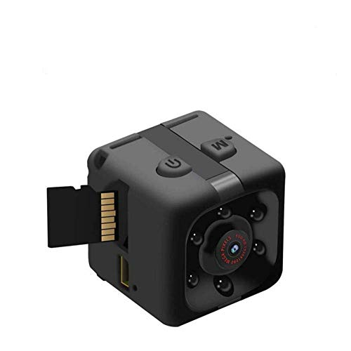 Mini Spy Camera with Audio and Video - 1080P Hidden Camera -...