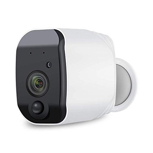 CTVISON Wireless Battery Powered Security Camera Home...