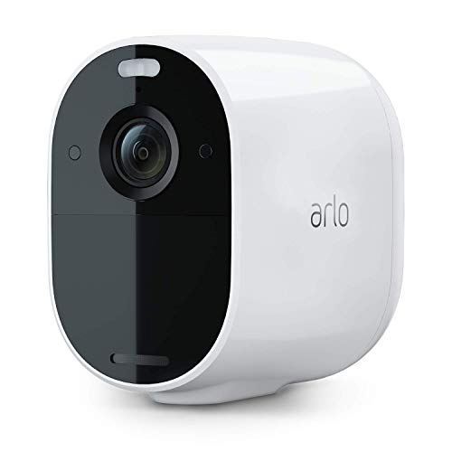 Arlo Essential Spotlight Camera - 1 Pack - Wireless Security,...