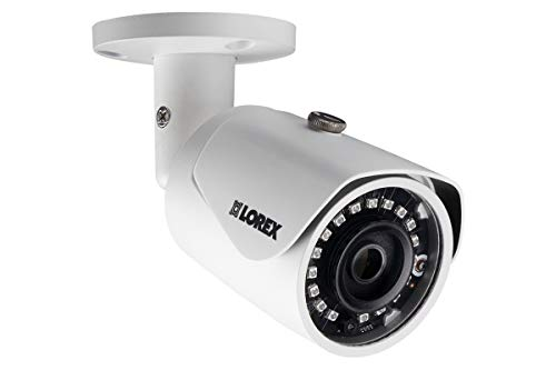 LOREX LNB4173 4 Megapixel 4MP HD Weatherproof IP Security Bullet...