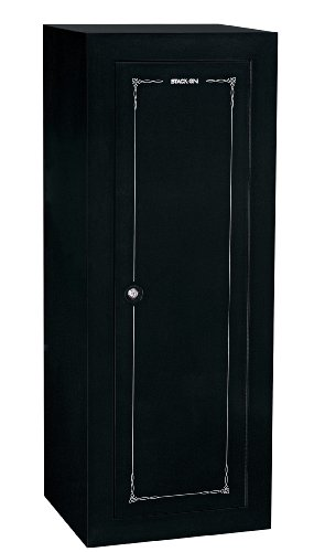 Stack-On GCB-18C Steel 18-Gun Convertible Steel Security Cabinet,...