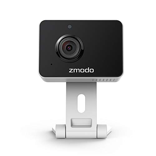Zmodo 1080p Mini WiFi Pet Camera Two-Way Audio Smart Home Camera...