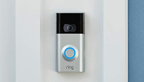 Ring Video Doorbell 2 with HD Video, Motion Activated Alerts,...