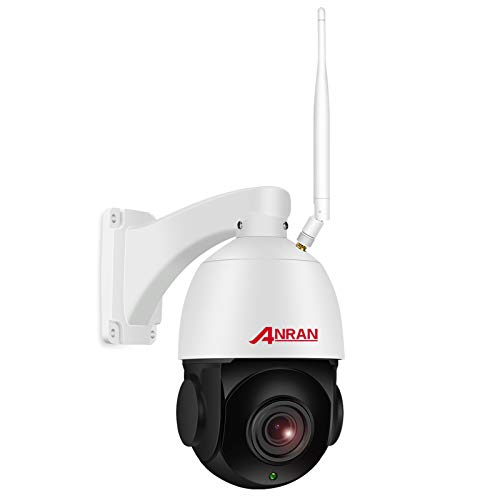 1080P PTZ WiFi Security Home Outdoor Camera ,ANRAN Wireless CCTV...