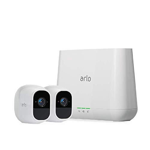Arlo (VMS4230P) Pro 2 - Wireless Home Security Camera System with...