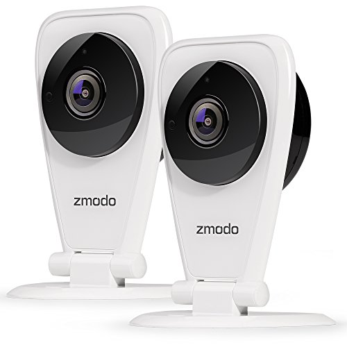 Zmodo EZCam 720p HD IP Camera, Wi-Fi Home Security Surveillance...