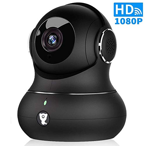 Home Camera, Littlelf 1080P Indoor WiFi Camera for Pet/Baby...