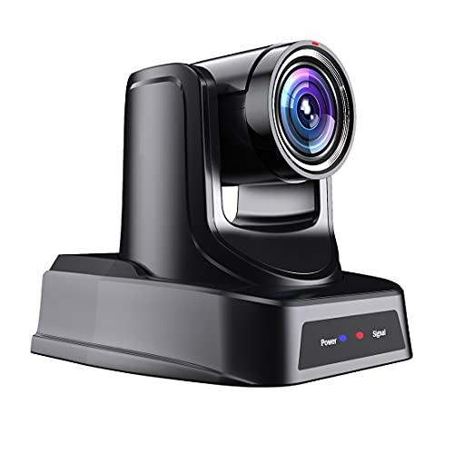 SMTAV PTZ Camera with 3G-SDI,HDMI and IP Streaming Outputs,30X +...