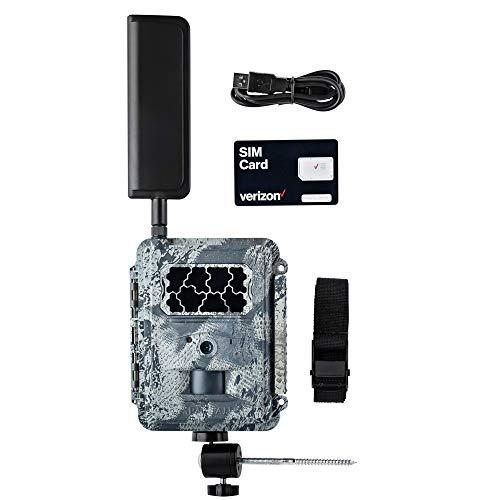 Spartan 4G LTE GoCam Wireless Trail Camera with Mount, Verizon...