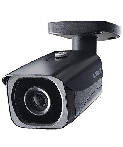 Lorex 8MP 4K IP Bullet Security Camera LNB8921BW, 200ft IR Night...