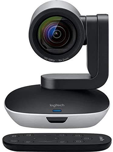 Logitech PTZ PRO 2 Video Camera for Conference Rooms, HD 1080p...