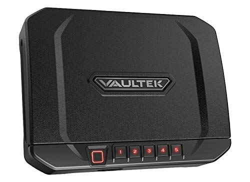 VAULTEK VT20i Biometric Handgun Safe Bluetooth Smart Pistol Safe...