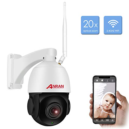 1080P PTZ WiFi Security Home Outdoor Camera,Wireless CCTV IP...