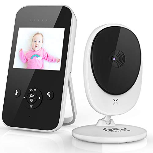 Clearance Sale Video Baby Monitor, 2.4' LCD Digital Camera with...