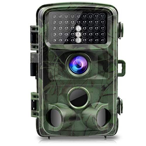 TOGUARD Trail Camera 14MP 1080P Game Cameras with Night Vision...