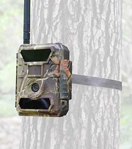 3G Bigfoot Trail Camera - Affordable Data Plan and Easy Setup  -...