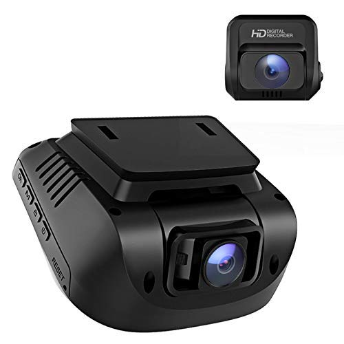 Dash Cam Front and Rear - Dual 1080P Video Camera for Cars with...