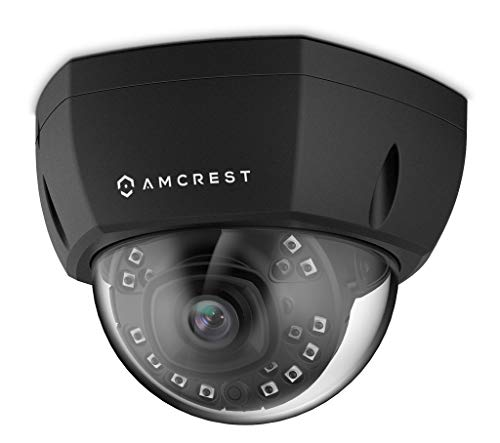 Amcrest 4K Outdoor POE IP Camera, UltraHD 8MP Security Camera,...