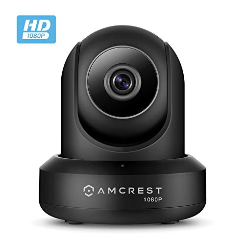 Amcrest ProHD 1080P WiFi Camera 2MP (1920TVL) Indoor Pan/Tilt...