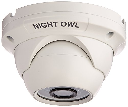Night Owl Security, 1 Pack Add–On 1080p HD Wired Security Dome...