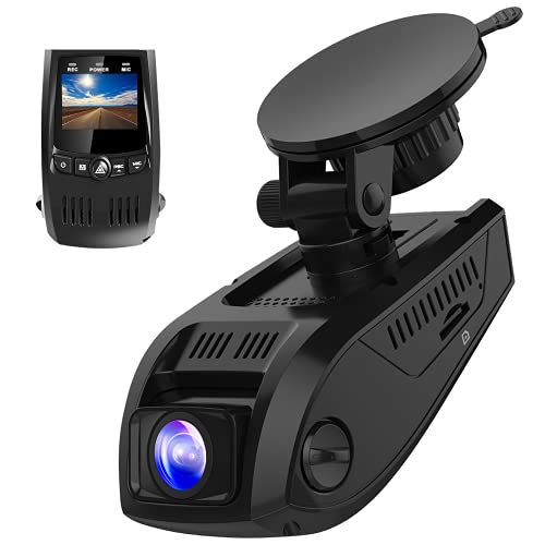 Pruveeo F5 Dash Cam 2021 Upgraded 1080P Support 128GB FHD...