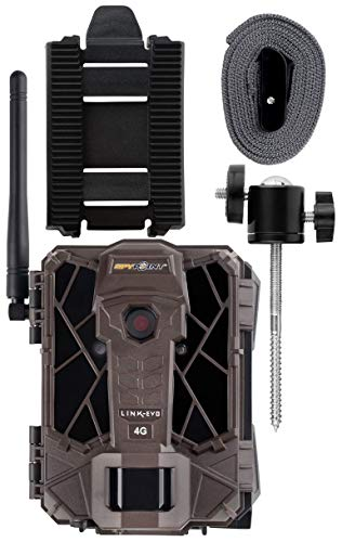 Spypoint Link-Evo-V Cellular Trail Camera with Mount
