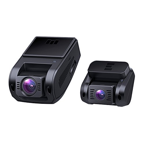 AUKEY Dual Dash Cam HD 1080P Front and Rear Camera Car Camera...