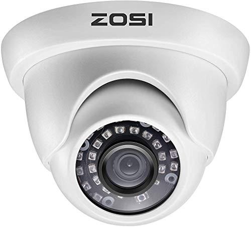 ZOSI 2.0MP 1080P 1920TVL Hybrid 4-in-1 TVI CVI AHD CVBS Security...