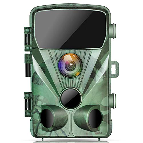 TOGUARD Trail Camera 20MP 1080P Game Cameras with Night Vision...