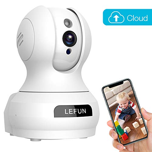 Baby Monitor, Lefun Wireless IP Security Camera WiFi Surveillance...