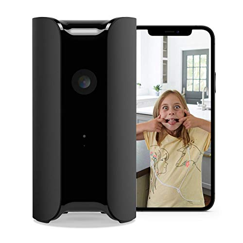 Canary View Indoor Home Security Camera with Premium Service (1...