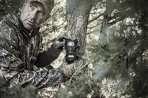 Wildgame Innovations Terra IR Infrared Hunting Trail Camera,...
