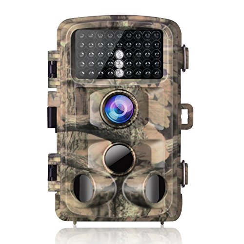 【2020 Upgrade】Campark Trail Camera-Waterproof 16MP 1080P Game...