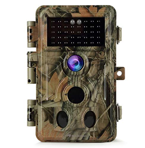 Game Trail Camera No Glow 20MP 1080P H.264 MP4/MOV Video Night...