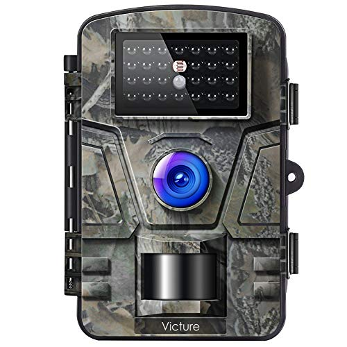 Victure Trail Game Camera 16MP with Night Vision Motion Activated...