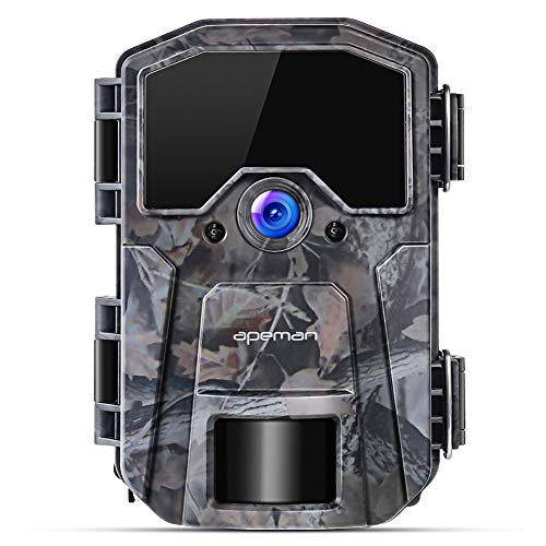 APEMAN Trail Camera 20MP 1080P Wildlife Camera, Night Detection...