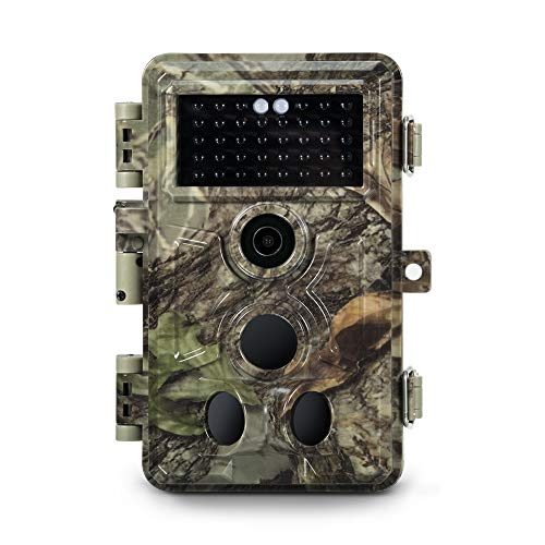 Meidase 2019 Upgraded Trail Camera 16MP 1080P, Game Camera with...
