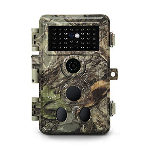 Meidase SL122 Pro Trail Camera, 16MP 1080P Game Camera with...