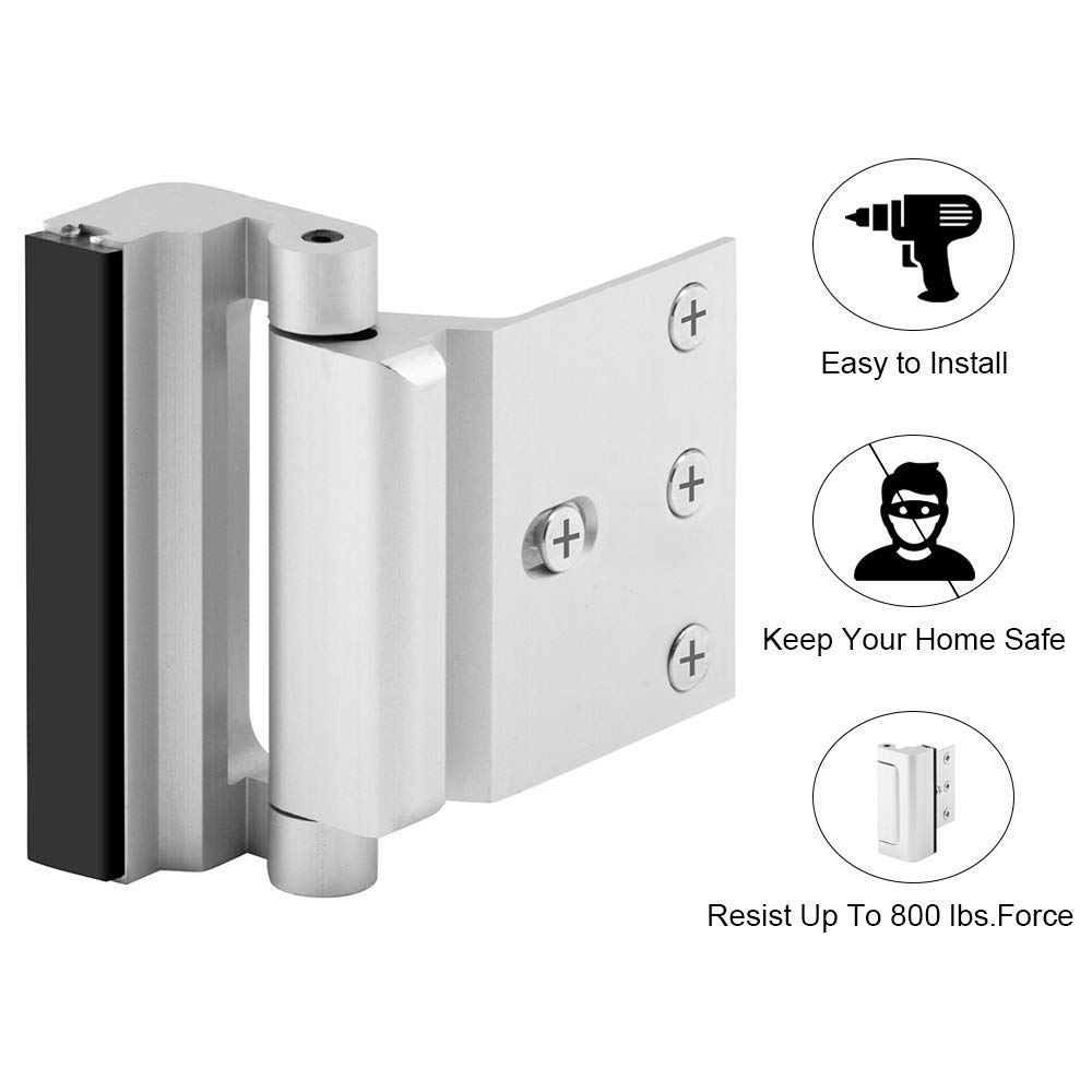 Trust High-Security Locks to Prevent Break-Ins at Home