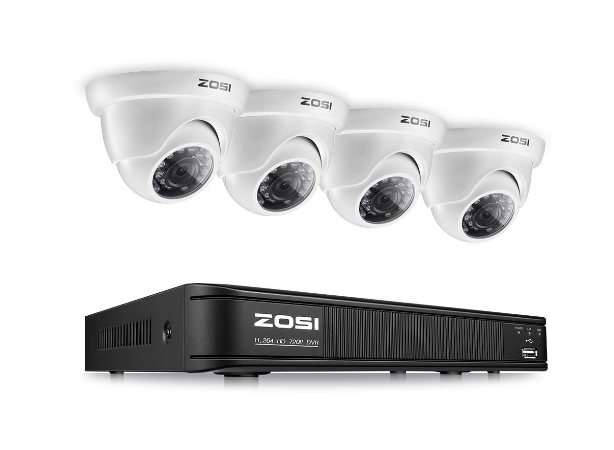 The 8 Best Outdoor Wireless Security Camera System with ...