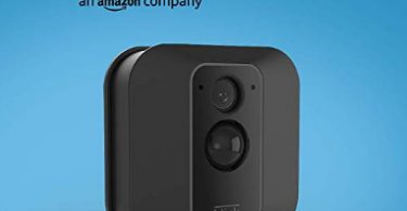 outdoor battery powered security camera with smartphone app