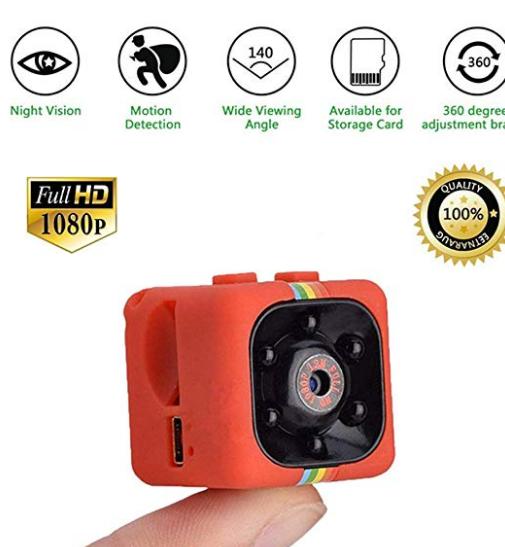hidden outdoor security cameras with night vision