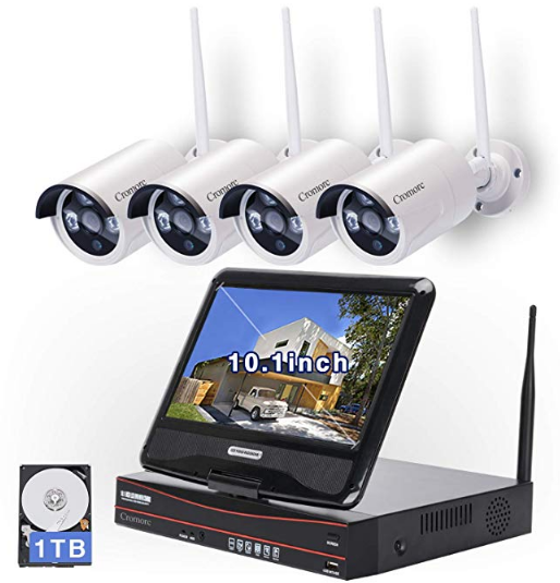 Top 10 Best Long Range Wireless Security Camera System Of 2019