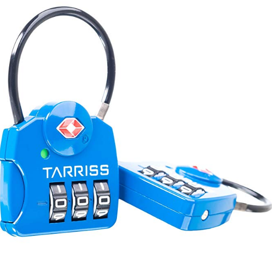 best tsa approved luggage locks