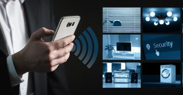 how to remotely view security cameras using the internet